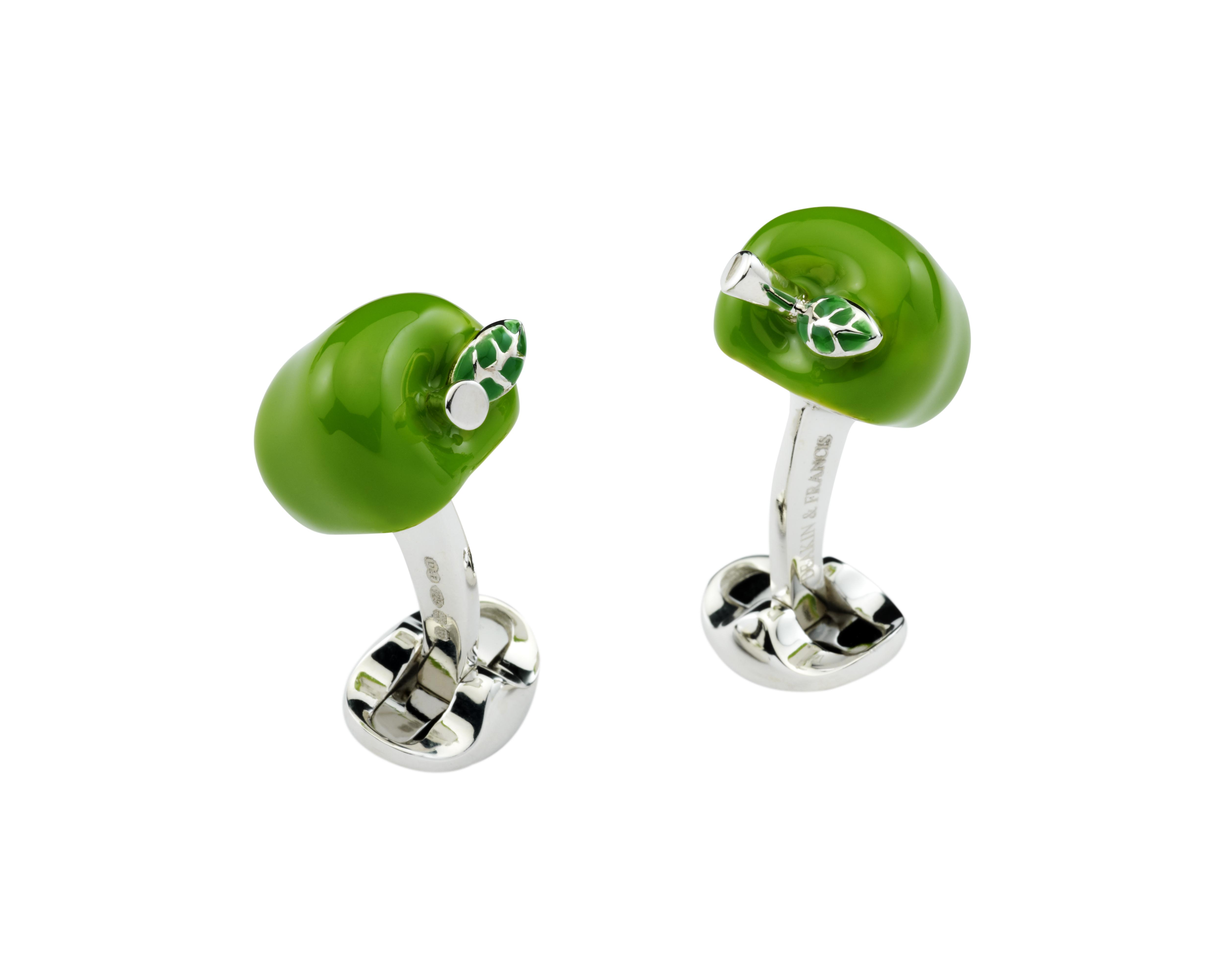 Green Apples for great cuffs