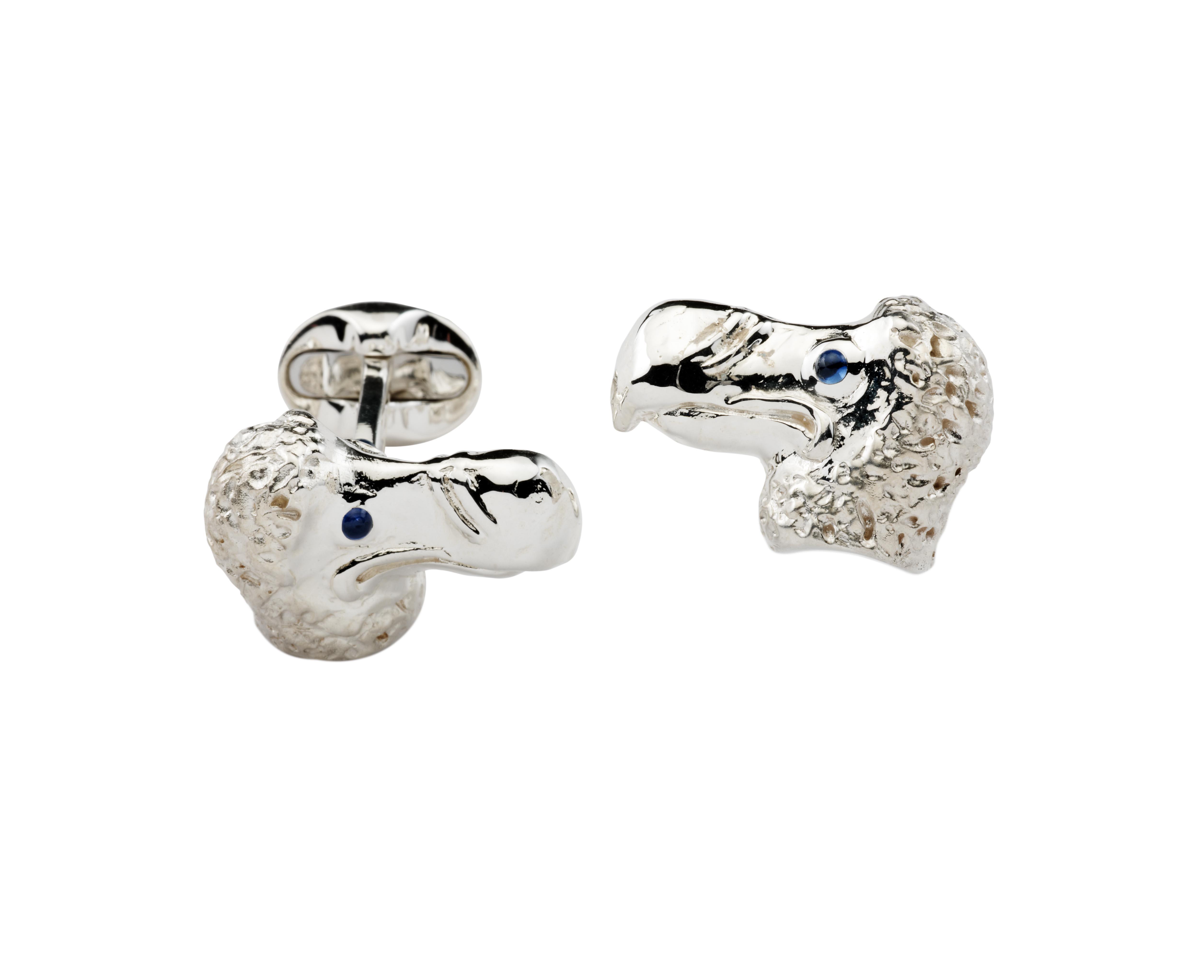 Dodo - gone but not forgotten cufflinks