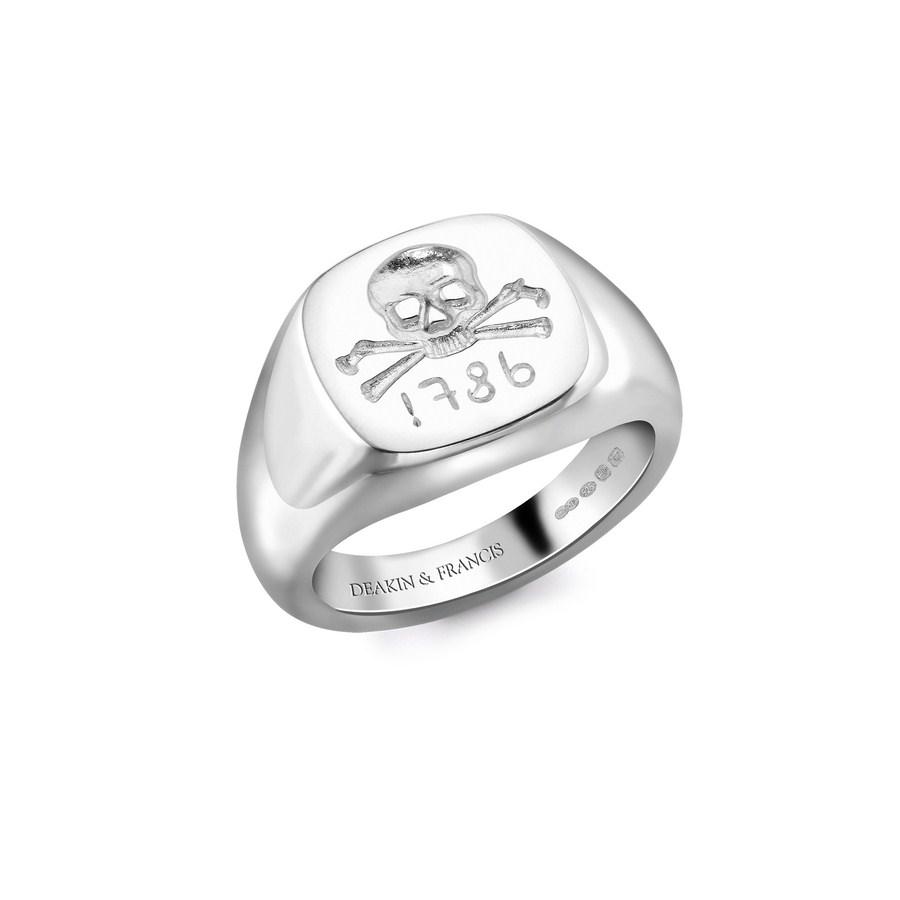 1786 Signet Ring