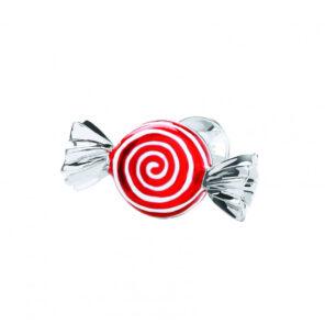 Sterling Silver Sweet Lapel Pin