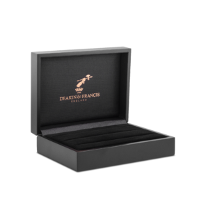 Cufflink Collectors Box