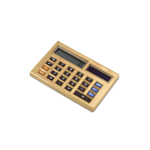 18ct Luxury Gold Calculator