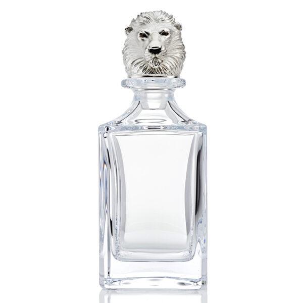 Lion decanter