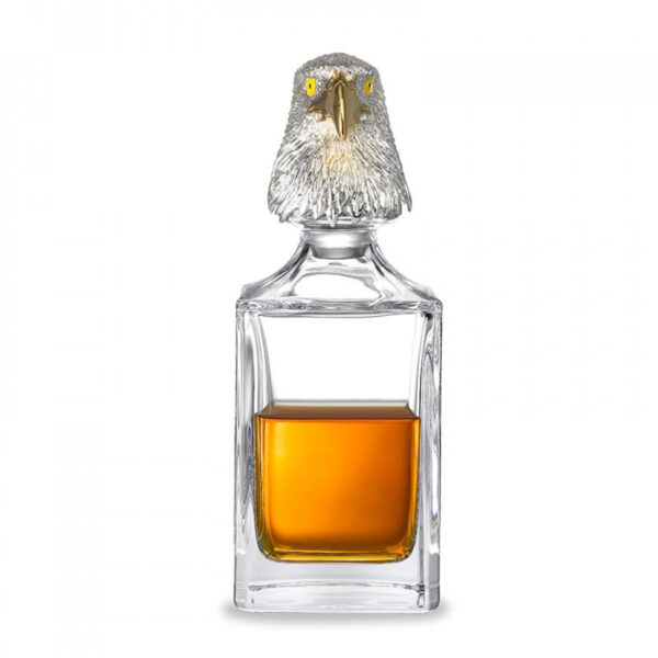 Eagle Crystal Decanter