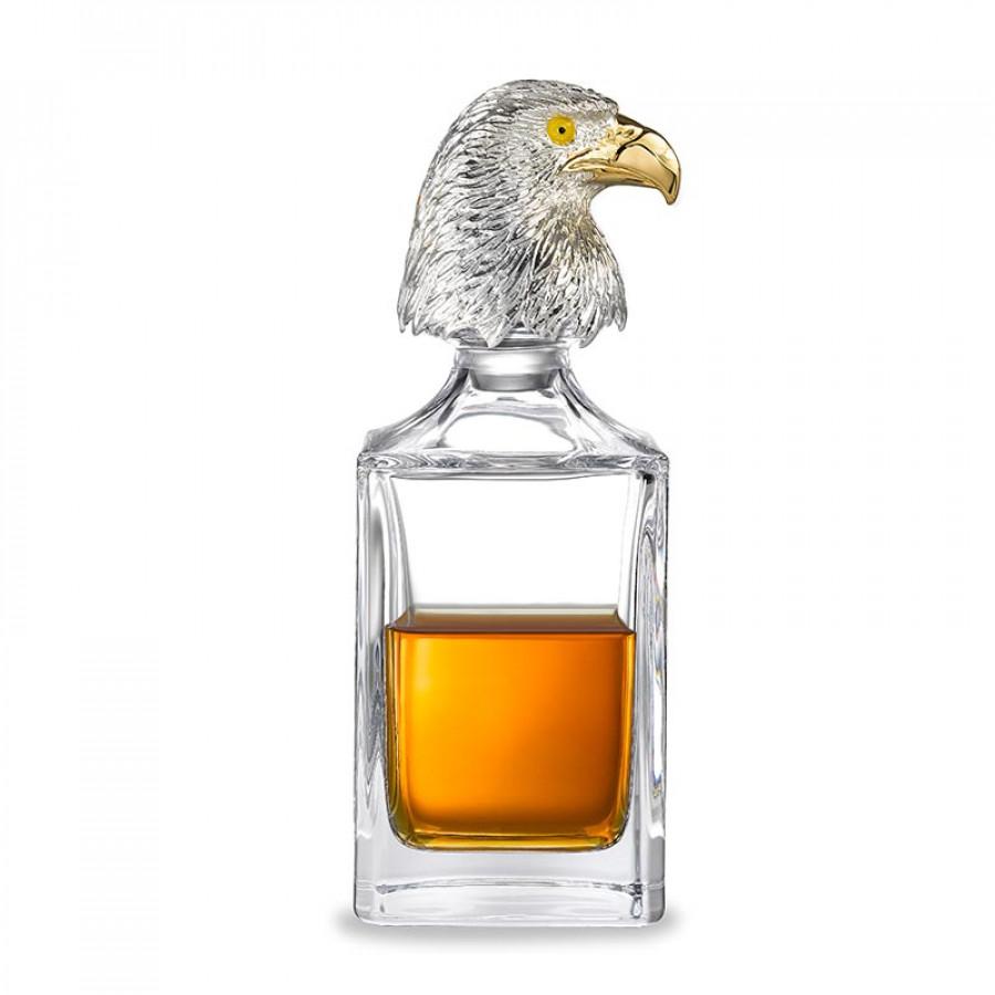 Eagle Crystal Decanter