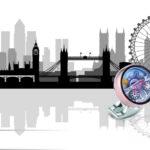 London Moving Scene Cufflinks