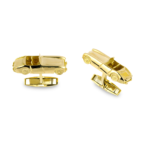 18ct Yellow Gold Vintage Car Cufflinks